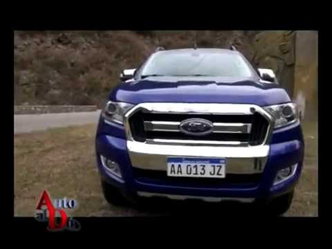 ford ranger limited mt 11 6 16 test auto al d a youtube. Black Bedroom Furniture Sets. Home Design Ideas