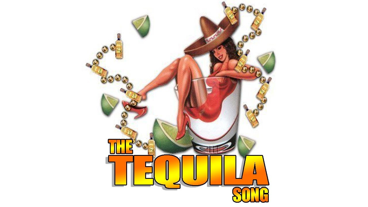 THE TEQUILA SONG  YouTube