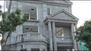 House Construction Design   A Classic Modern House   Exterior Design Idea