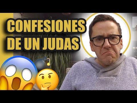 CONFESIONES DE UN JUDAS