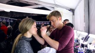 Behind the Scenes: Fall 2014 Runway Show