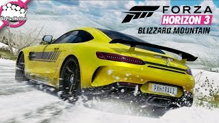BLIZZARD MOUNTAIN #4 - Mit Sommerreifen im Schnee - Forza Horizon 3 Blizzard Mountain