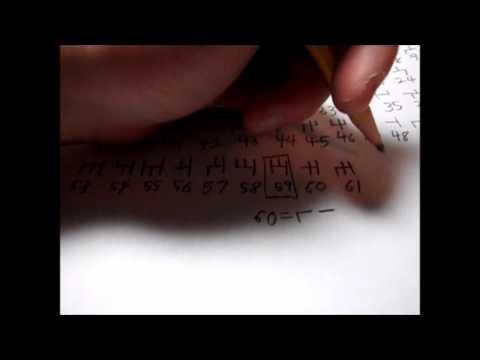 Ancient Binary Conlang Ep 4 | Base 64 Number System | Base 60 Babylonian