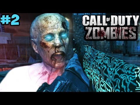 """""""COMPLETING THE EASTER EGG!"""" - Call of Duty Zombies """"RAINY DEATH"""" Custom Map FINALE!"""