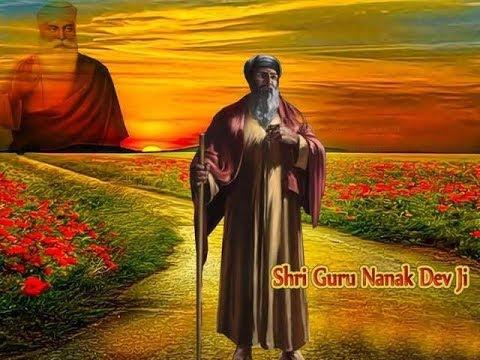 Waheguru Simran-Animated video of Kabir ji & Guru Nanak ...