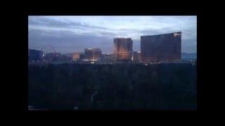 HO HO HOLIDAYS Day 2 - Las Vegas Strip