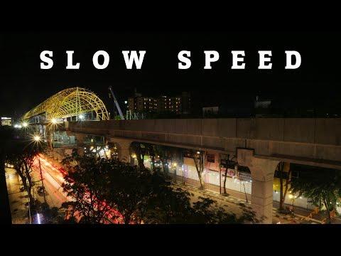 BELAJAR FOTO #8 : Tutorial Fotografi Slow Speed Malam Hari