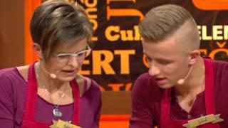 Najhoršie jedlo podľa špecialistky Zuzany Sabolovej (MOJA MAMA VARÍ LEPŠIE AKO TVOJA)