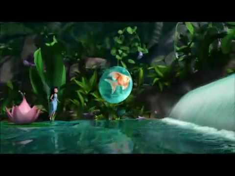 TinkerBell - Silvermist (A Water Fairy) Preview