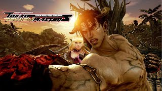 Lili, The Devil Jin Counterpick: Knee @ Tokyo Tekken Masters 2018 | ATP Fight Companion