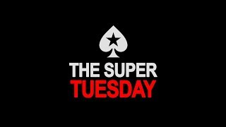 $1,050 Super Tuesday 15 October 2019: Final Table Replay