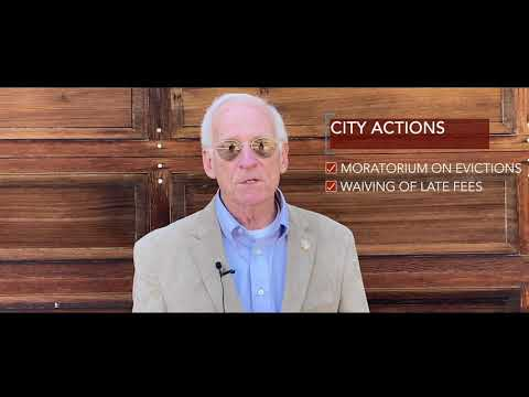 Livermore City Council - April 3, 2020 - Message To The Community
