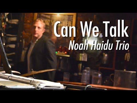 Can We Talk - Noah Haidu Trio - Smalls Jazz Club, Greenwich Village, NYC ( Jazz music )