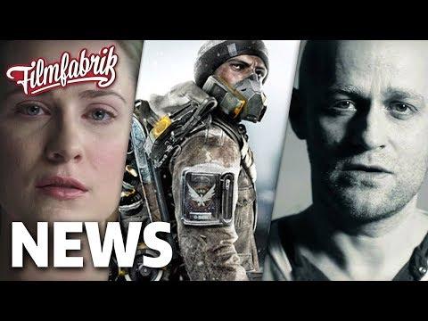 WESTWORLD Start! DIVISION Regisseur gefunden? DIE WELLE als Serie! | FILM NEWS