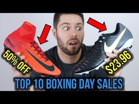 The best Boxing Day sales 2017  which stores are offering the best deals?