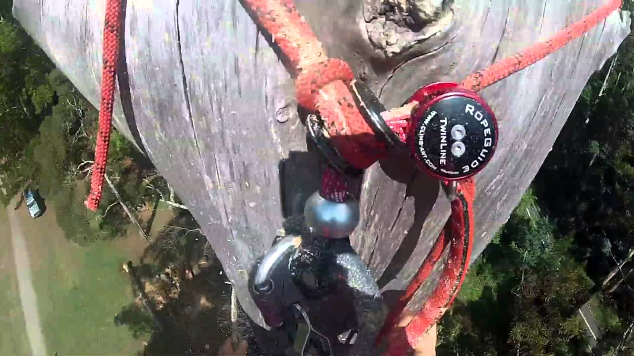 Rope Guide Twin Line