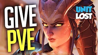 Overwatch - GIVE US PVE! Junkenstein's Revenge Opened My Eyes!