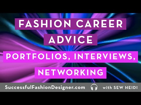 SFD049: Learn How to Create a Stellar Fashion Portfolio From