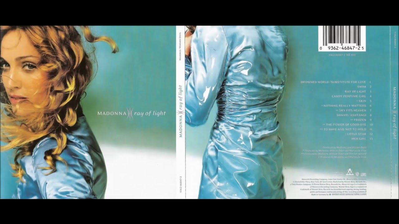 Madonna - Power of Goodbye (With On-Screen Lyrics ...