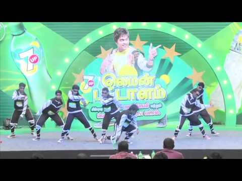kalasaling university team - 7 UP Dance for me Team008  Regional Audition Chennai HIGH