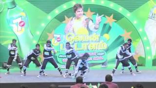 kalasaling university team - 7 UP Dance for me Team008  Regional Audition Chennai HIGH