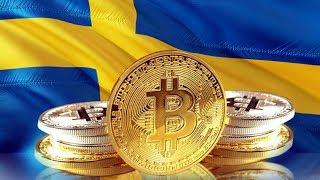 Хакеры легализовали Биткоин в Швеции