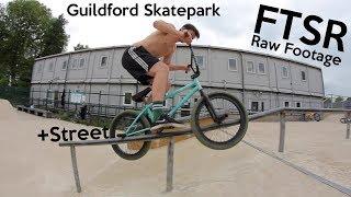FTSR Raw Footage @ Guildford Skatepark