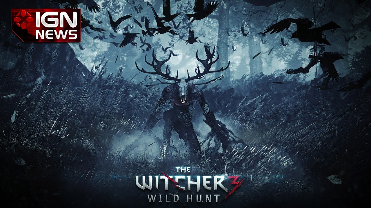 The Witcher 3 Wild Hunt Is 200 Hours Long Ign News Youtube