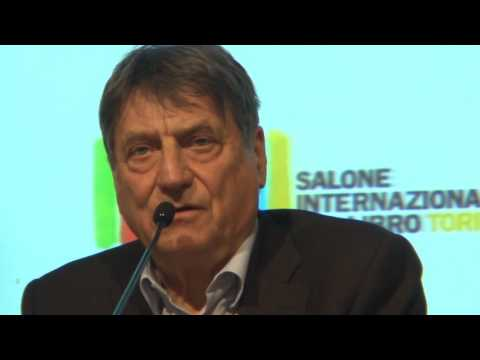 "Claudio Magris presenta ""Non luogo a procedere"" - Torino, 12 maggio 2016"