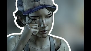 All Clem and Gabe Goodbyes (Kiss, Hug, Hands and Flirts)