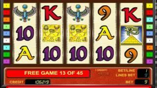 видео Игровой автомат Pharaoh's Gold II
