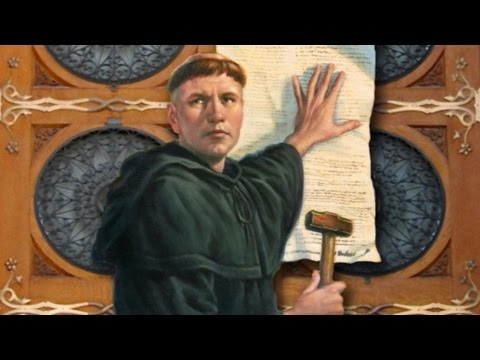 """""""Father Martin Luther"""" – Church History II, Video 3"""