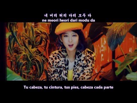 EXID - DDD (덜덜덜) MV [Sub Español + Hangul + Rom] HD