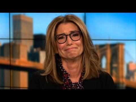 Carol Costello gets emotional as CNN says goodbye