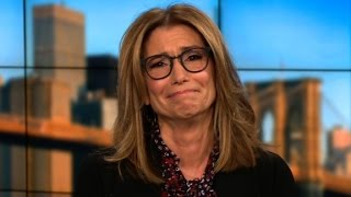 Carol Costello gets emotional as CNN says goodbye