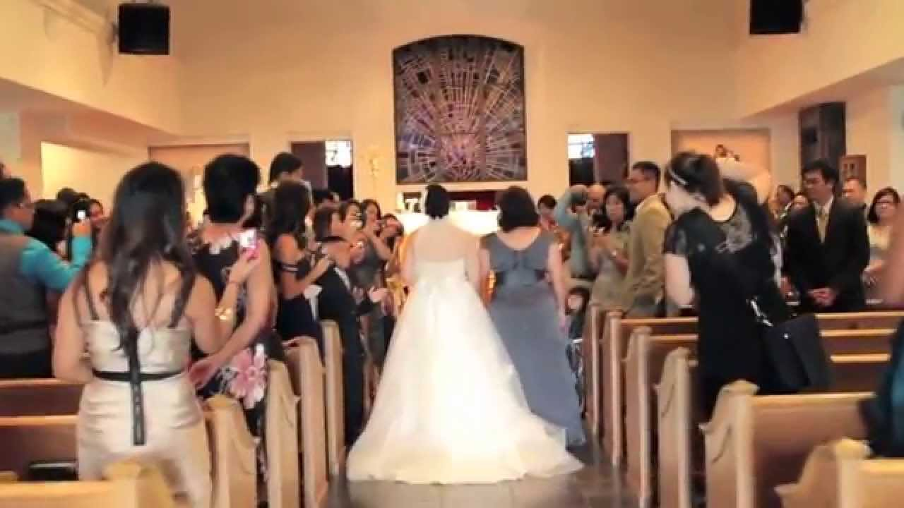 Aulani Disney Resort Hawaii Wedding Video Sample