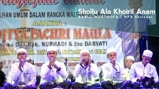 Video BABUL MUSTHOFA SHOLLU ALA KHOIRIL ANAM Live Bantarbolang Pemalang | MFA Sholawat Channel download MP3, 3GP, MP4, WEBM, AVI, FLV Agustus 2018
