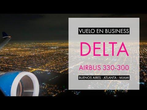Buenos Aires Miami vía Atlanta con Delta