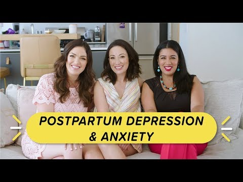Helpful Tips for Postpartum Depression & Anxiety