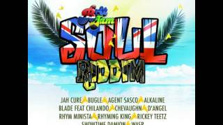 Brit Jam Soul Riddim Mix - mixed by Curfew 2013