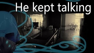 """""""My Brother died when I was a child. He kept talking."""" by TheEmperorsFinest 