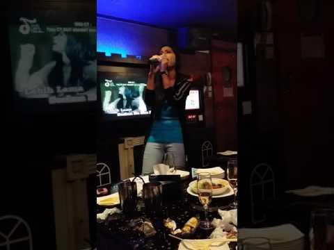 Zizka karaoke (ayat2 Cinta)