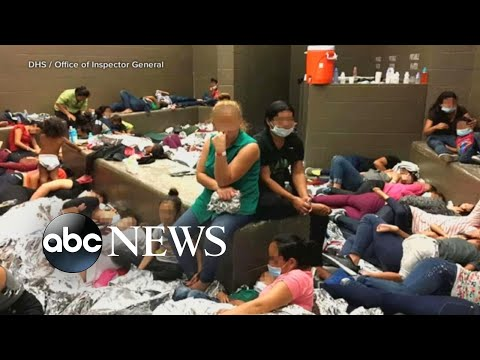 Massive protests erupt over conditions at detention centers