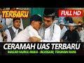 Ceramah Terbaru Ustadz Abdul Somad - Masjid Nurul Iman (Rejosari)