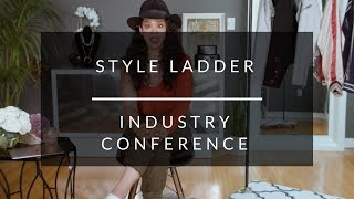 Climbing the Style Ladder: What to Wear to a Industry Conference