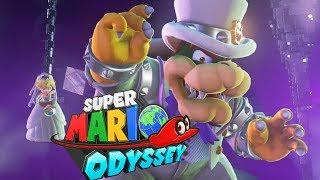 NIE BĘDZIE WESELA! ODPUŚĆ BOWSER! - Let's Play Super Mario Odyssey #21 [NINTENDO SWITCH]