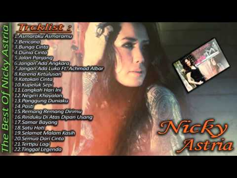 Nicky Astria The Best Song - Lagu Nostalgia Kenangan Lawas