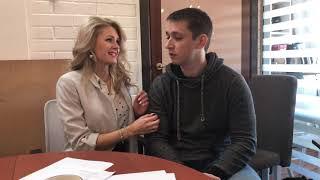 Степан Зуев и Сашина Елена жених/невеста