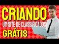 Crie um Portal de Classificados Online - Grátis!