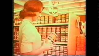 """Vintage Kroger Commercial:  """"Hey, Doll"""" (1960"""